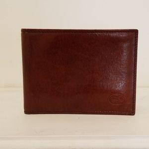The Bridge Men's Leather Wallet